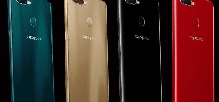 Harga HP OPPO A5S Terbaru Mei 2021