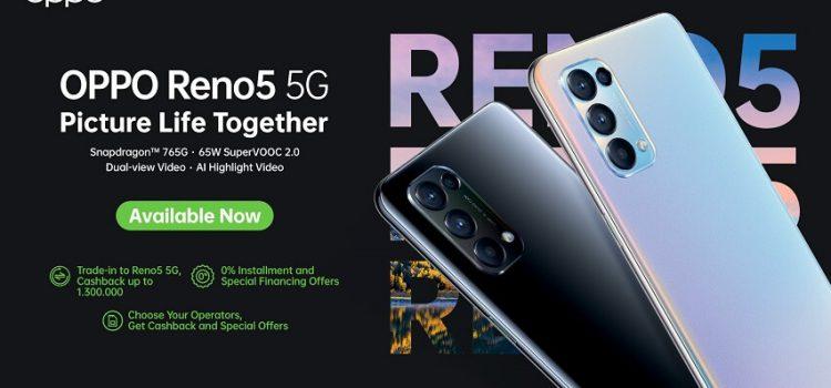 Spesifikasi Harga HP OPPO Reno5 5G Terbaru 2022