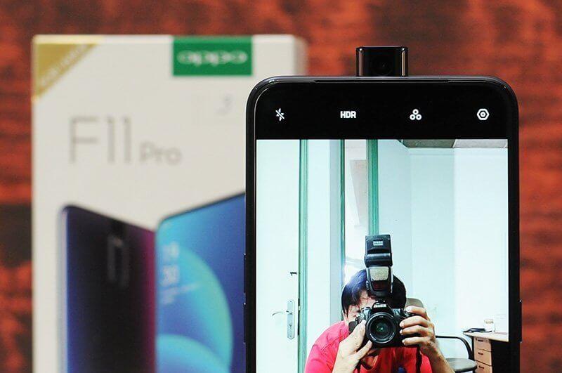 Spesifikasi: Apakah kamera Oppo F11 Pro bagus?